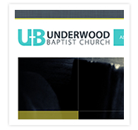 Underwood Baptist Church