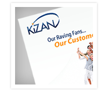KiZAN Brochure Design